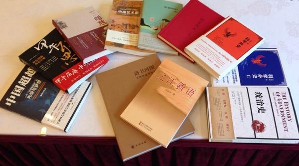 上海书展今晚闭幕 最有影响力十本新书揭晓