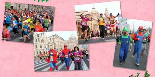 上海国际马拉松11月开跑!