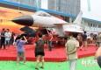 威武!上海首届国防兵器展开幕