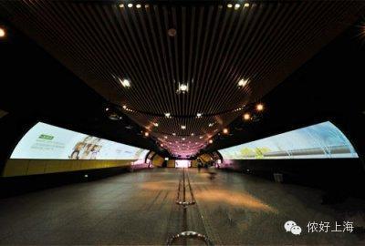 上海科技馆电影院_上海十大最美地铁站,有你的那一站吗? - 侬好上海 - 新民网