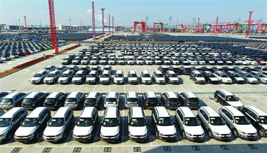 自贸区开卖进口豪车 比4S店便宜二三十万元且现货供应