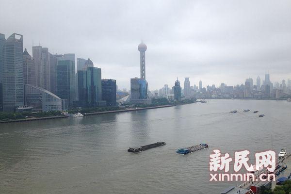 上海65年首次8月无台风 四大原因