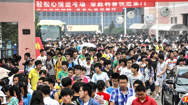 上海今年试点高考改革不分文理 方案正完善