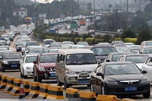 浦东警方发布中秋自驾游高速避堵指南