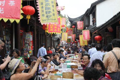 南翔小笼、泡酒节…上海各区县推特色活动迎旅游节