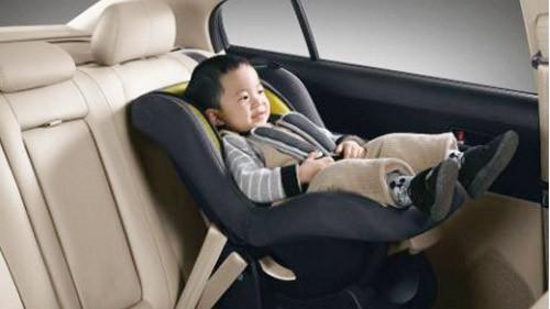 上海经销商召回6000余台问题儿童汽车座椅