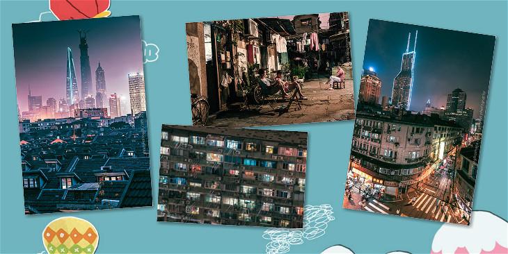 看《国家地理》镜头里的上海市井生活