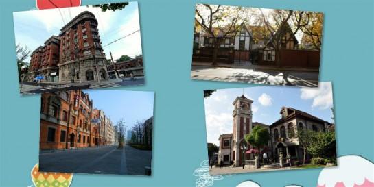 上海最赞的6条漫步路线!