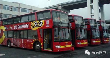 """20元""""一票制""""双层观光巴士玩转松江!"""