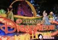 上海旅游节揭幕 迪士尼花车抢镜大巡游
