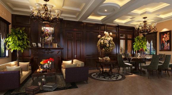 美式家具又很时尚图片