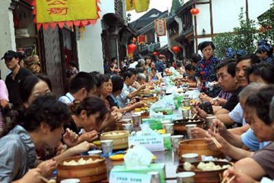 """上海史上最好玩的""""十一""""来了  一条微信网尽吃喝玩乐"""