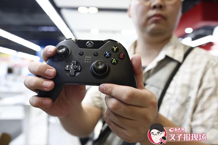 阔别游戏机13年 XBOX ONE今在华开售