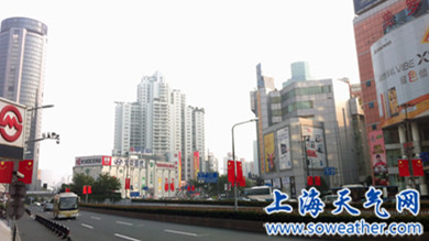 申城今最高31℃午后有雨 国庆前三天昼暖夜凉