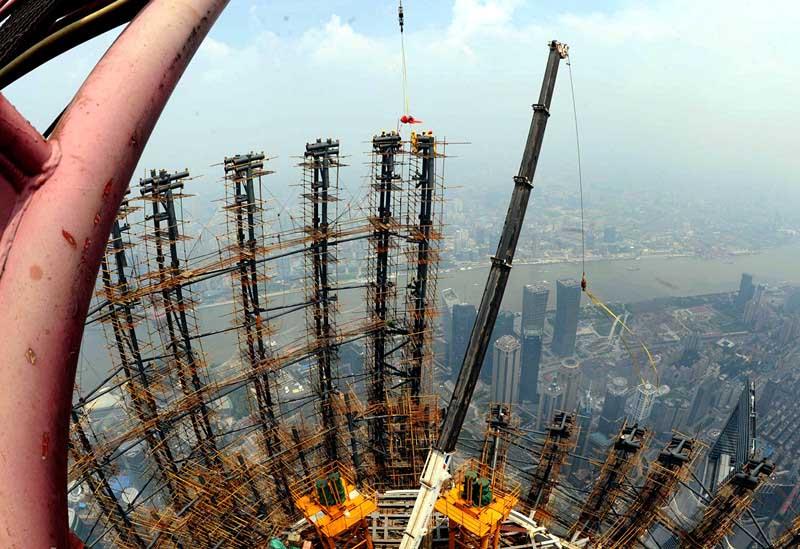 上海建工:用科技力量 建设上海新高度