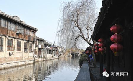 上海5大古镇老街的特色美食