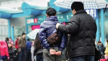 上海公安集中反扒 20余名犯罪嫌疑人长假内落网