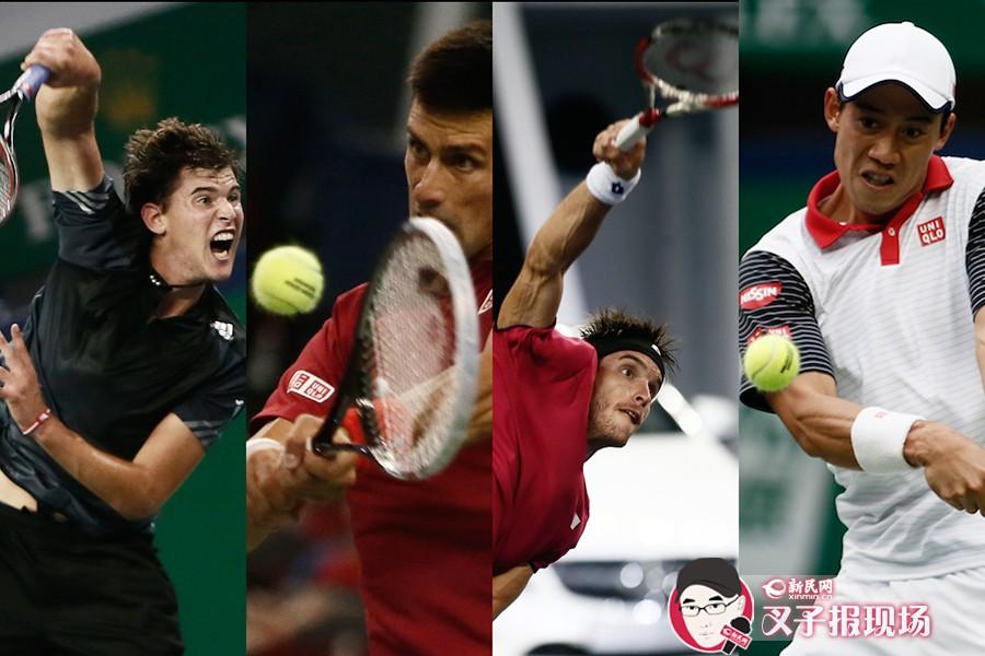 """看,""""星""""光闪耀!ATP网球大师杯""""八大天王""""齐现"""