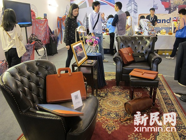 上海设计城中城开展 看国宴餐具和乔布斯椅子