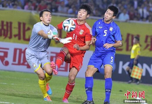 国足3-0胜泰国复仇女排对巴西17连败