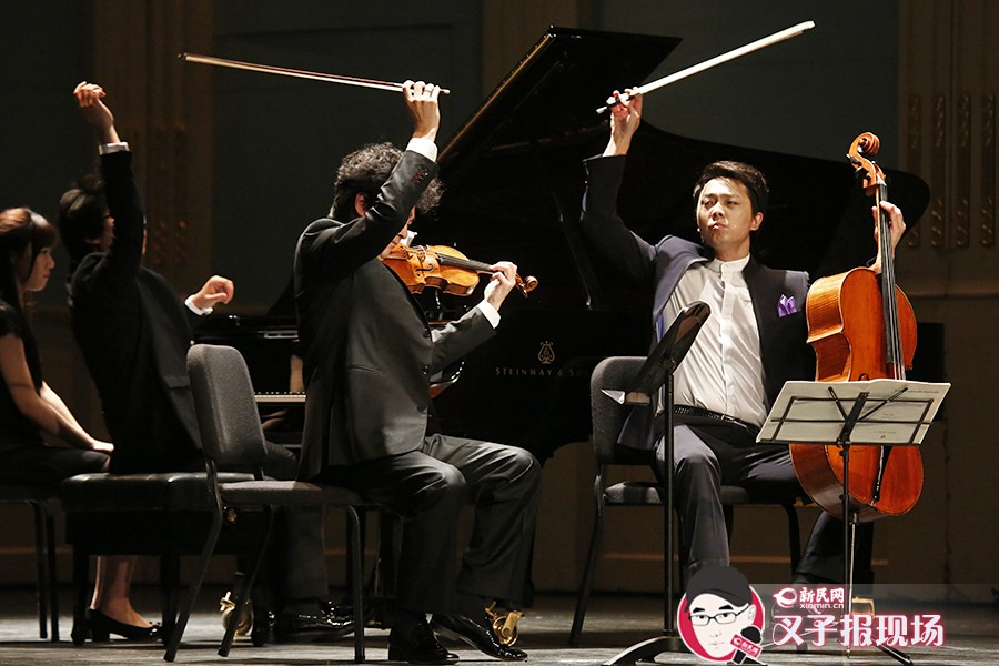 """纪念平移十年 上海音乐厅""""十年如一日"""""""