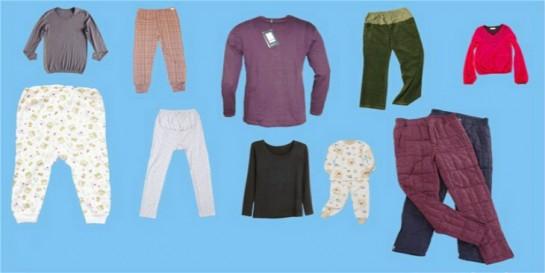 做上海今年第一个穿棉毛裤的人!