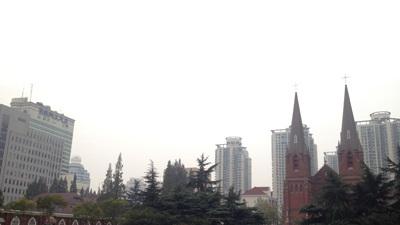 申城下周初迎10月首次降水 气温或将升至28℃