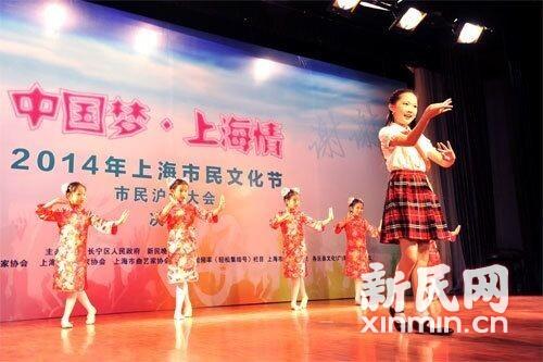 说唱上海闲话 沪语大赛决出百名沪语高手