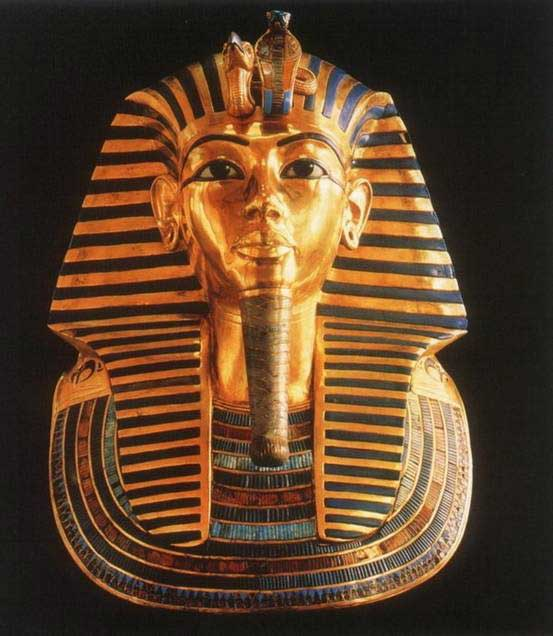 最新研究 埃及法老图坦卡蒙为暴牙少女臂