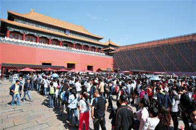 故宫博物院院长:故宫明年将开放西部神秘区域