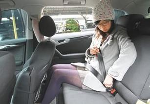 出租车运营方擅拆后座安全带最高罚2000元
