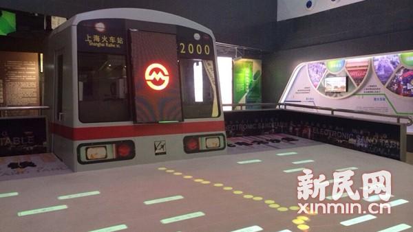 """国内首个地铁博物馆下周迎客 感受""""开往未来的地铁"""""""