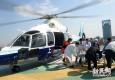 上海至舟山大巴侧翻致6死40余伤 直升机出动救援