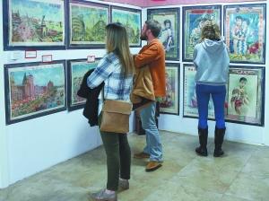 上海宣传画艺术中心登全球热榜 排名超国家博物馆
