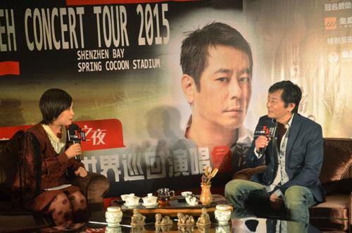 科迪影视特别呈现 王杰2015王者世界 巡回演唱会