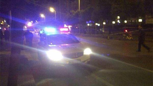 大唐盛世保安驾车撞人致2死6伤案开庭 保安辩称没看见人