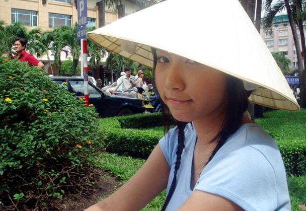 真的越南女人妩媚动人