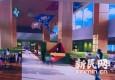上海迪士尼度假区参展国际旅交会 现场展示城堡烟花
