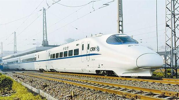 上海铁路将调图 高铁到广州不到7小时