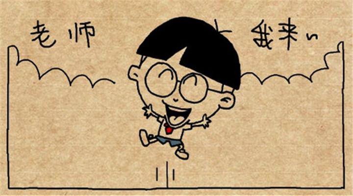 小明来上海了!笑到骨折泪奔...