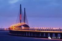 在上海,有一座通往世外桃源的桥!