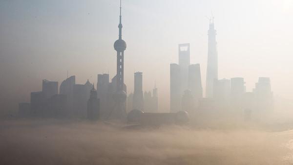 雾霾可提前7天预报?上海暂不执行