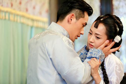 《情定三生》杨蓉虐爱朱一龙情节曲折收视飘
