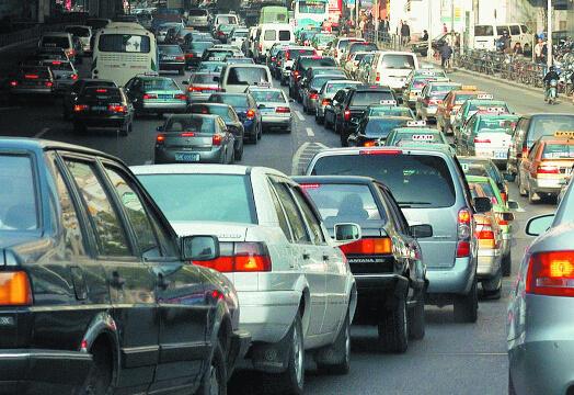 """上海""""车进中环收费""""将成政策储备 你怎么看?"""