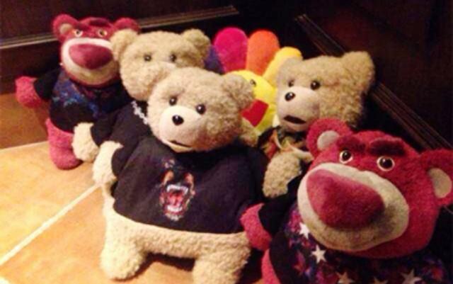 亲们,为小侬投票吧!送泰迪熊热水袋!