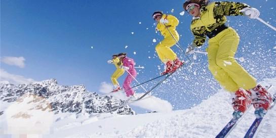 摩擦摩擦!去上海周边滑雪吧!