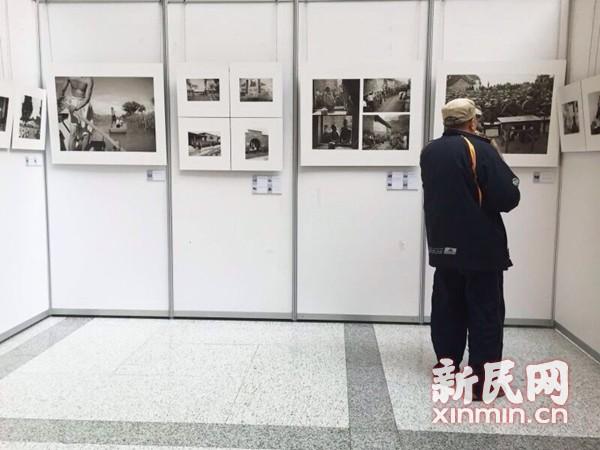 """""""再见,延安!""""今申城开展 再现沧桑历史"""