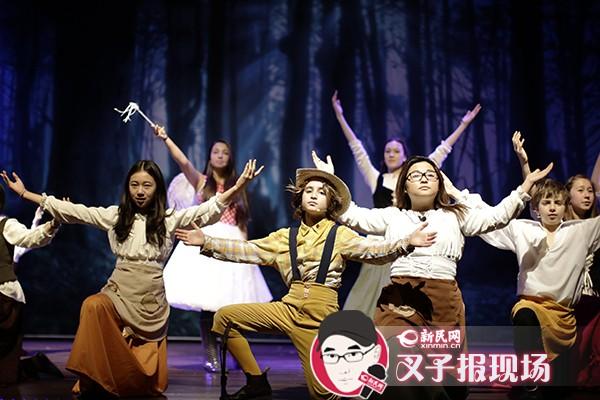 上海惠灵顿学校今上演圣诞舞台剧 30名学生参演