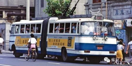 带你看看90年代的上海!想回到过去...