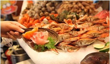 吃货必看!上海十大美食街来满足你